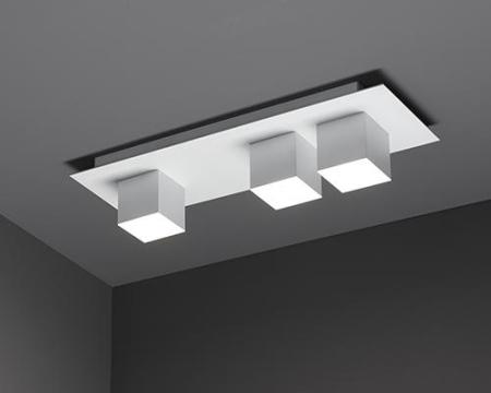 Plafoniere Design : Novità mod. dadaje led soffitto plafoniera