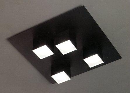Plafoniera Led Soffitto Design : Novità mod dadaje led soffitto plafoniera