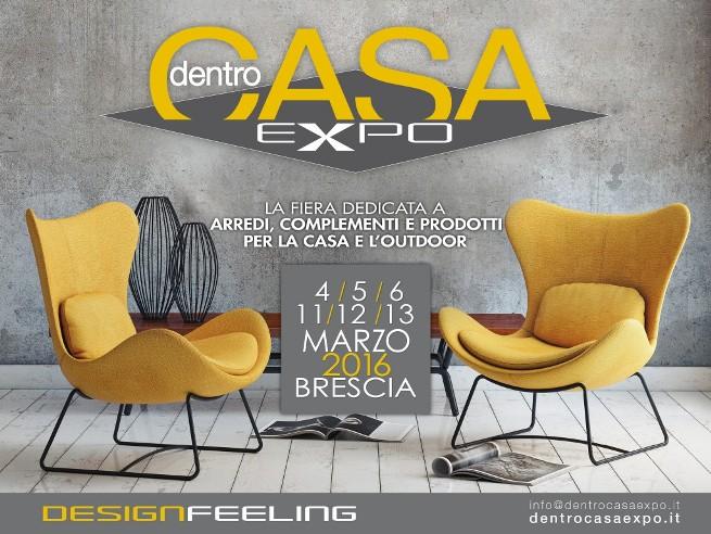 Dentro casa expo 2016 brescia for Arredi giardino brescia cazzago san martino bs
