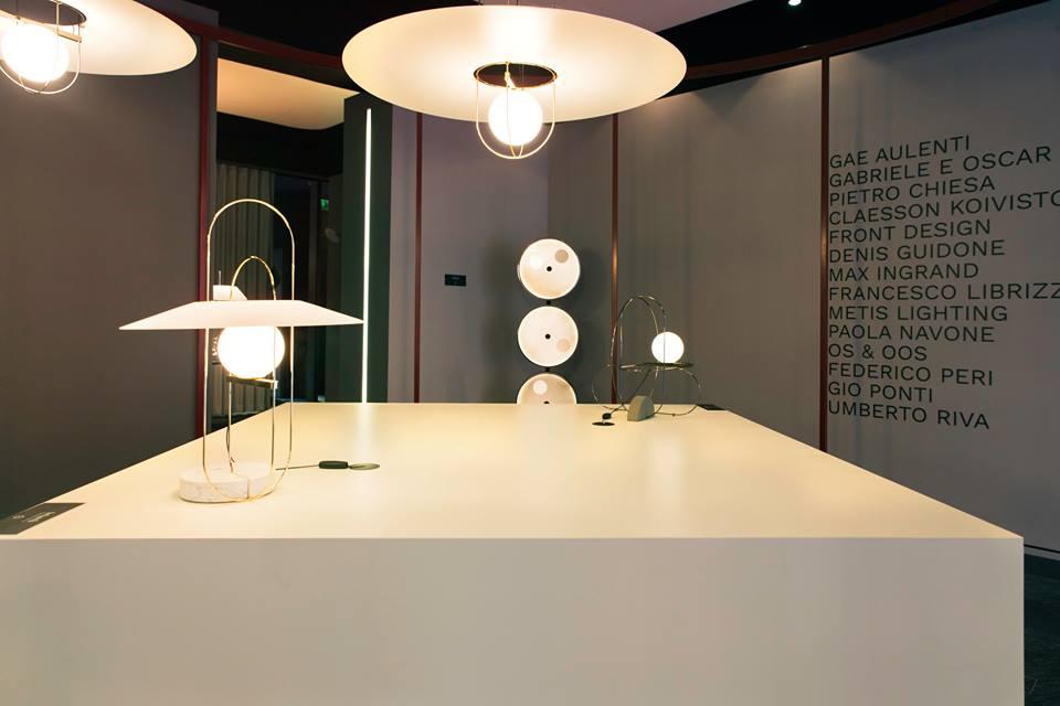 Da rocco illuminazione a brescia i mod fontana arte euroluce