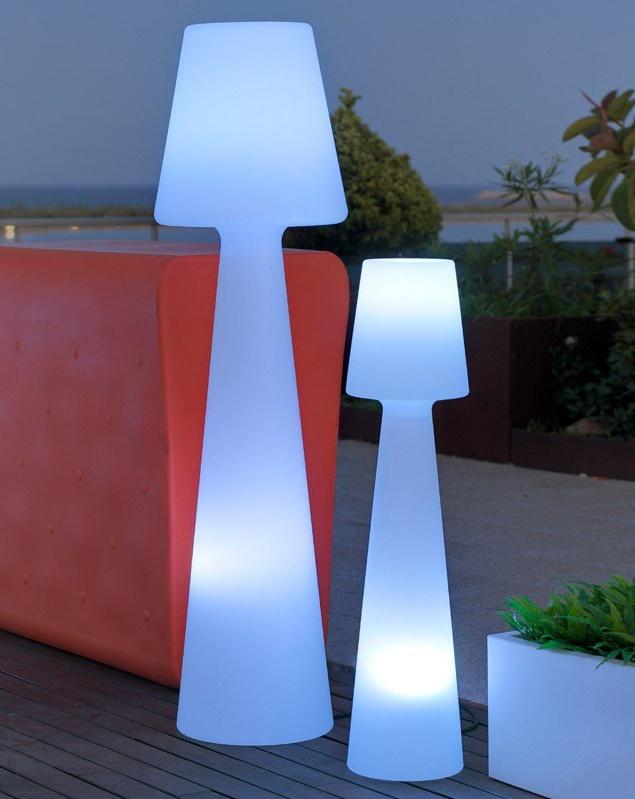 Rocco illuminazione brescia idee luminose per arredare for Lampade per esterno