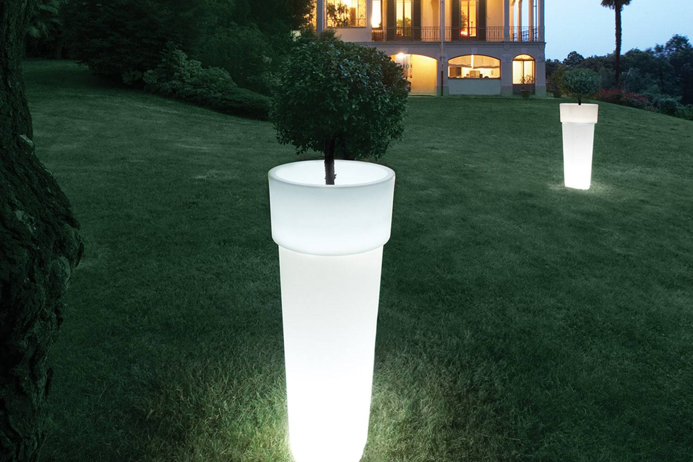 Rocco illuminazione brescia idee luminose per arredare gli esterni