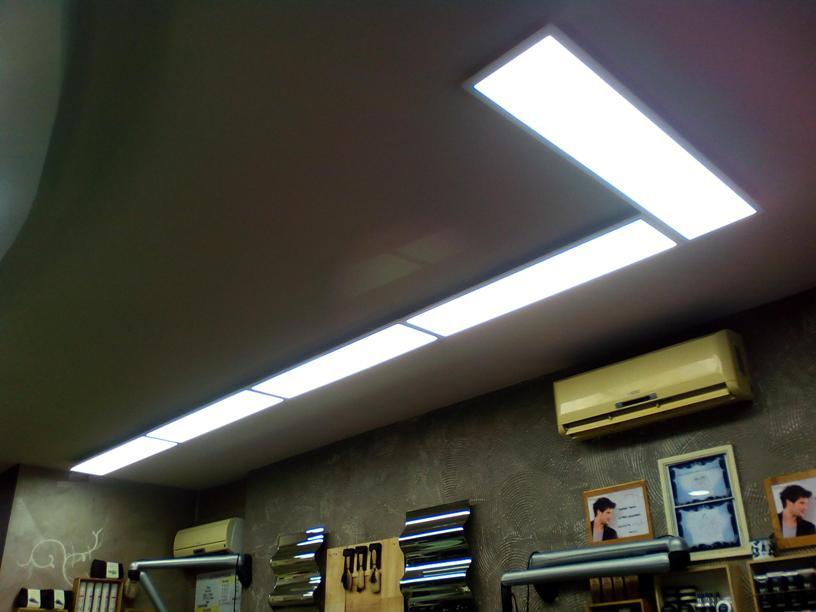 Plafoniere Con Led Integrato : Plafoniera rocco illuminazione brescia
