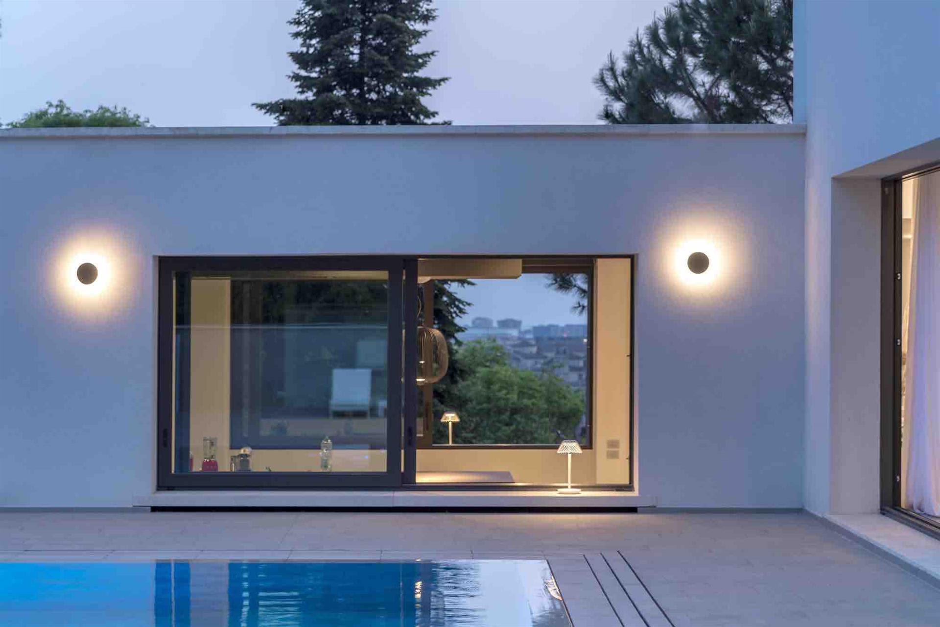 Idee Per Illuminare Un Giardino esterno - rocco illuminazione brescia